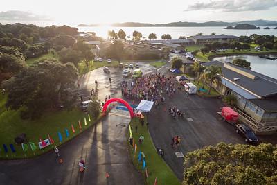 Paihia Half Marathon 2016 Aerial-13