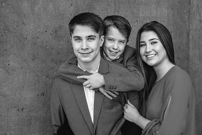 Eyrun & Family
