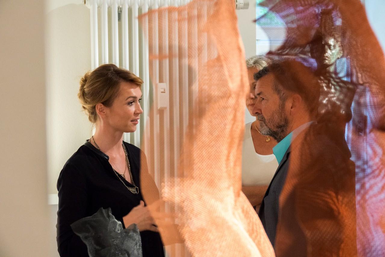 """CONTINUUM GALLERY Ausstellung  """"Skulptur & Plastiken"""" 2016"""