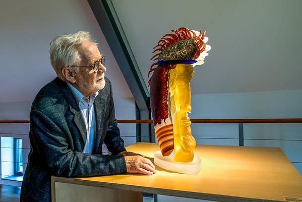 Stanislaw Borowski - Ernsting Stiftung - Glasmuseum Coesfeld - Retrospektive 2017