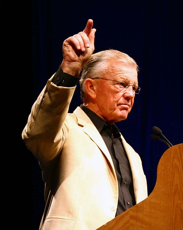 JOE GIBBS GAME PLAN FOR LIFE EVENT - CORNERSTONE UNIVERSITY - GRAND RAPIDS MICHIGAN - OCTOBER 4, 2011