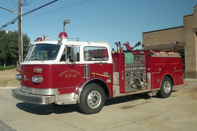 Montgomery AL Engine 13