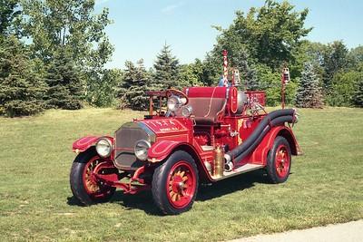 Lake City FL - 1914 ALF
