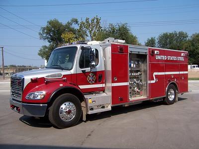 US Steel - Granite City Engine 1B