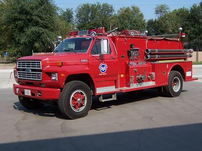 US Steel - Granite City Fire 1