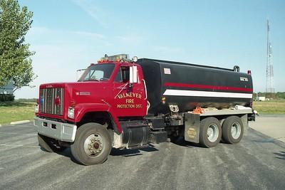 Valmeyer FPD Tanker 444