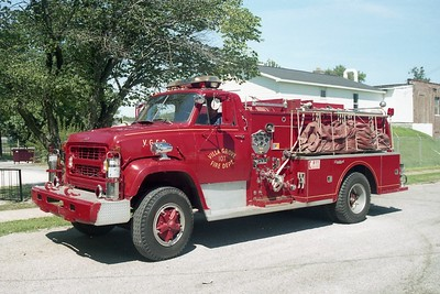 Villa Grove Engine 107