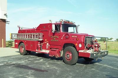 Valmeyer FPD Engine 443