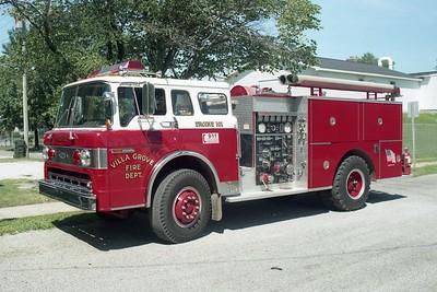 Villa Grove Engine 101