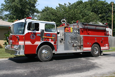 Villa Hills FPD Engine 5712