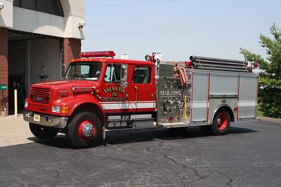 Valmeyer FPD Engine 5614