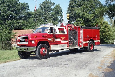 Villa Hills FPD Engine 471