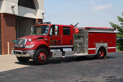 Valmeyer FPD Engine 5613
