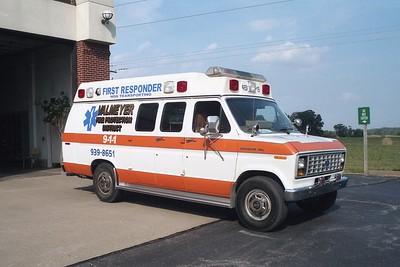 Valmeyer FPD Rescue 4-E-13