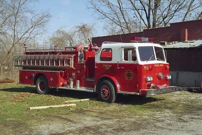 Villa Hills FPD Engine 372