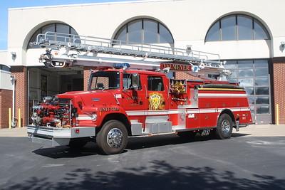 Valmeyer FPD Ladder 5619