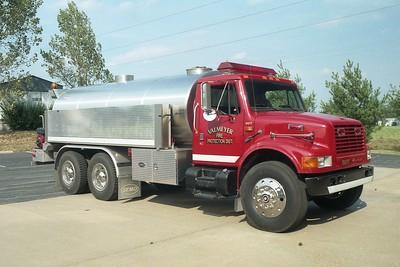 Valmeyer FPD Tanker 5617A