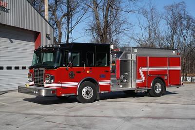 Villa Hills FPD Engine 5711B