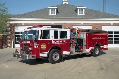 Zionsville IN Engine 92