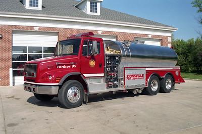 Zionsville IN Tanker 92