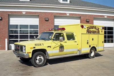 Zionsville IN Rescue 5