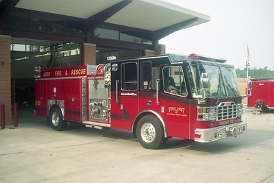 Consolidated FPD - NE Johnson County KS Engine 22