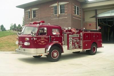 Leawood KS Engine 333