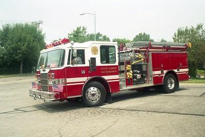 Leawood KS Engine 33
