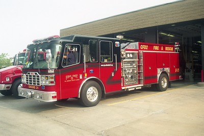 Consolidated FPD - NE Johnson County KS Engine 21