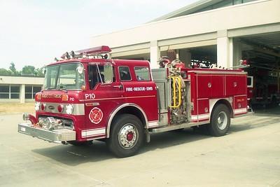 Kansas City KS Pumper 10