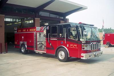 Consolidated FPD - NE Johnson County KS Engine 22