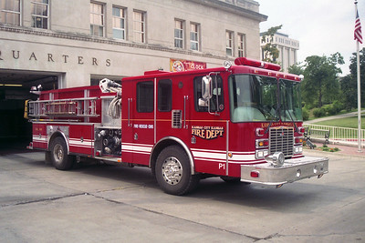 Kansas City KS Pumper 1