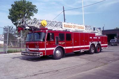 Kansas City KS Ladder 7