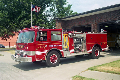 Kansas City KS Pumper 3