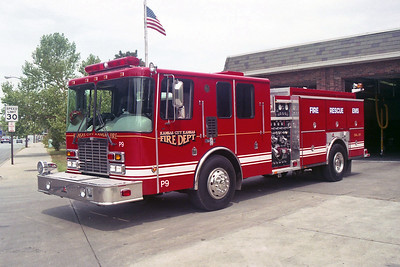 Kansas City KS Pumper 9