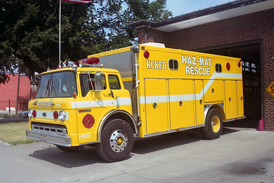Kansas City KS Haz Mat 3