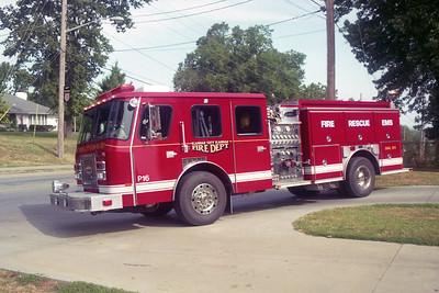 Kansas City KS Pumper 16