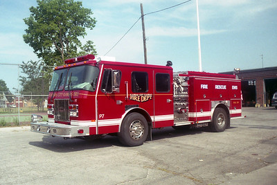 Kansas City KS Pumper 7