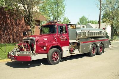 De Soto Rural FPD MO Tanker 5813A