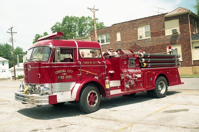 Crystal City MO Engine 5611