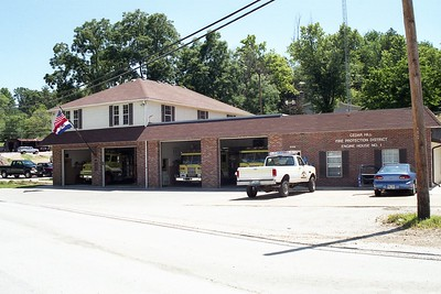 Cedar Hill FPD MO Station 1