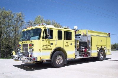 Cedar Hill FPD MO Engine 7724