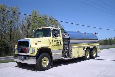 Cedar Hill FPD MO Tanker 7723