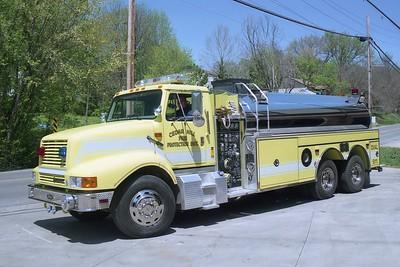 Cedar Hill FPD MO Tanker 7713