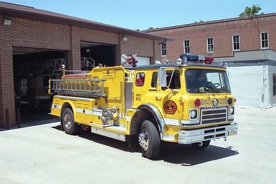 De Soto MO Engine 5711