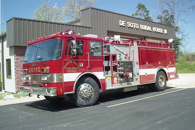 De Soto Rural FPD MO Engine 5834