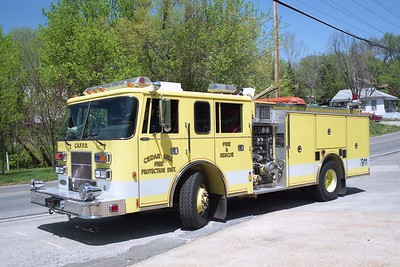 Cedar Hill FPD MO Engine 7714