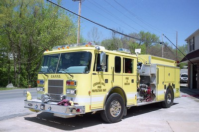 Cedar Hill FPD MO Engine 7710