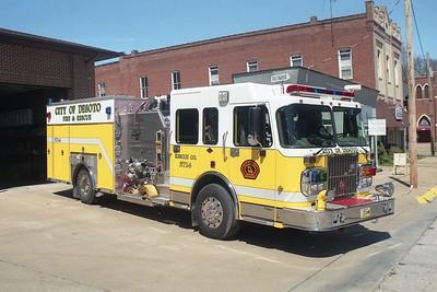 De Soto MO Engine 5714A