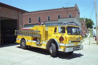 De Soto MO Engine 5713